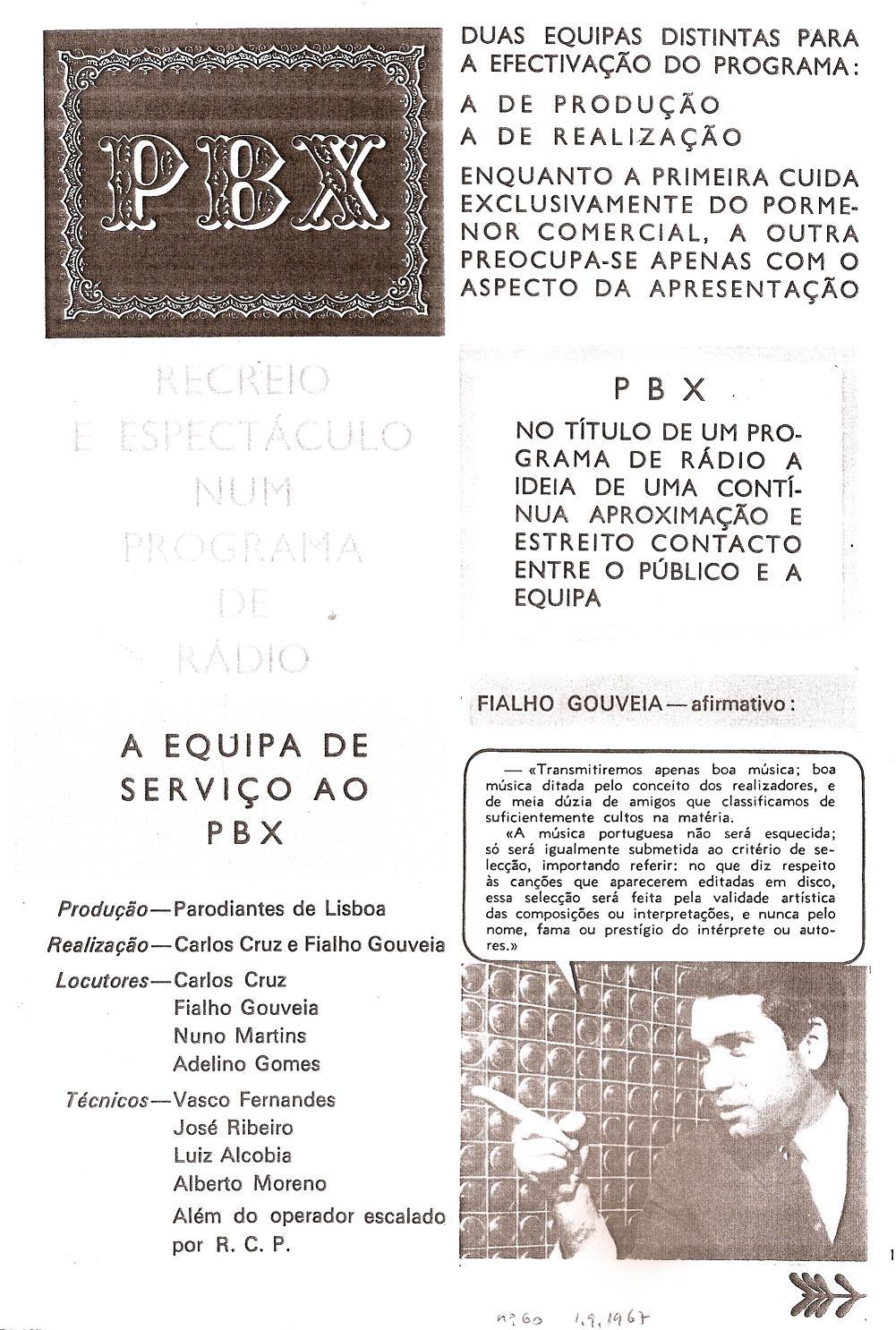 FG (Antena, 1.9.1967, nº 60)